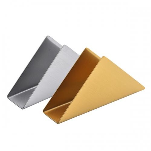 스테인리스 삼각형 냅킨 홀더