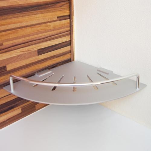 알루미늄 욕실코너선반(국산)