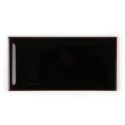 [무료배송]면취유광블랙(100x200mm)/박스판매