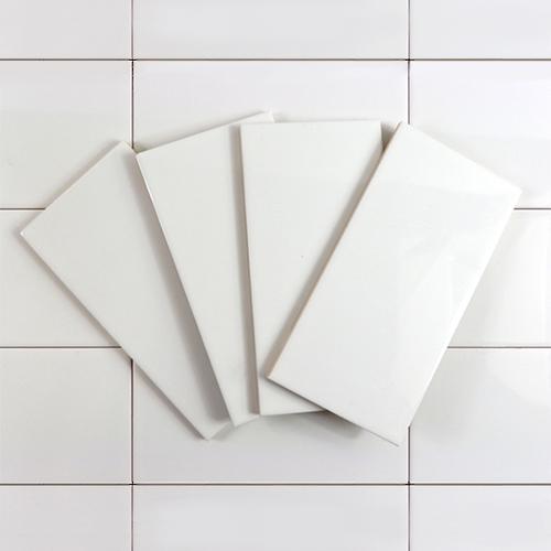 [무료배송]유광화이트(100x200mm)/박스판매