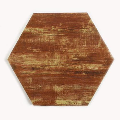 [무료배송]안개나무 브라운 육각타일(200x230mm)