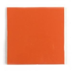 [무료배송]정사각유광오렌지(200x200mm)/박스판매