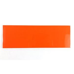 [무료배송]유광오렌지(100x300mm)/박스판매