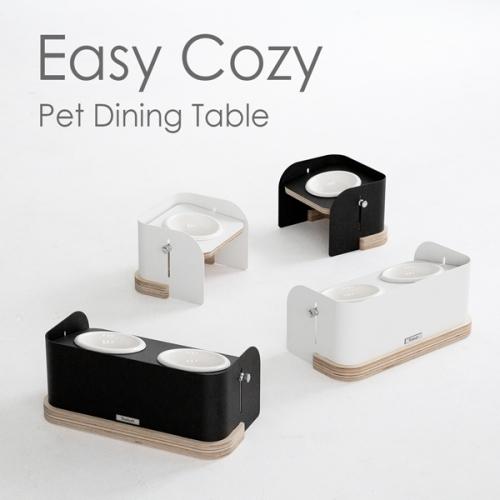 이지코지 1구 고양이식탁 강아지식기