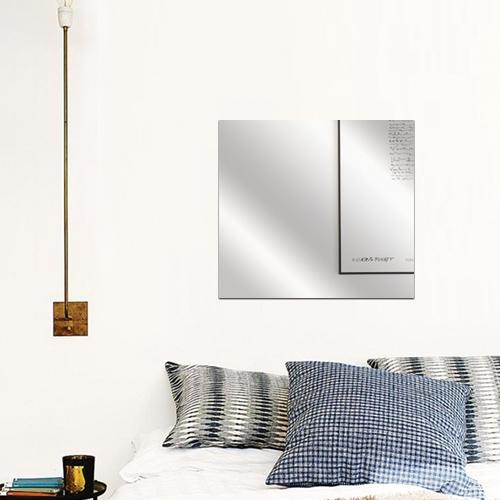 사각형 아크릴 거울 (두께 2mm)