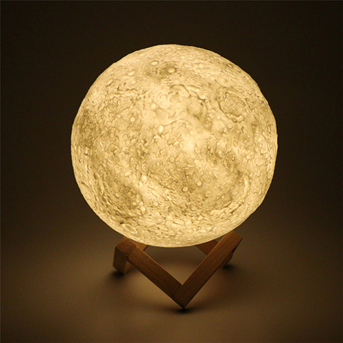 [Moon light]3D 입체 힐링 달조명 무드등