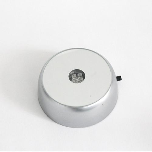 [추가상품]하바리움 LED 무드등 받침대/원형/건전지 미포함
