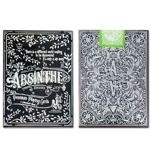 압생트덱V2(ABSINTHE PLAYING CARDS V2)