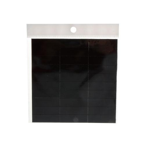0632 - 고무자석 조각 50x15mm 자석 마그넷