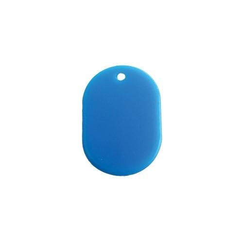K0055 - 멀티플레이트 파랑 열쇠고리 키홀더