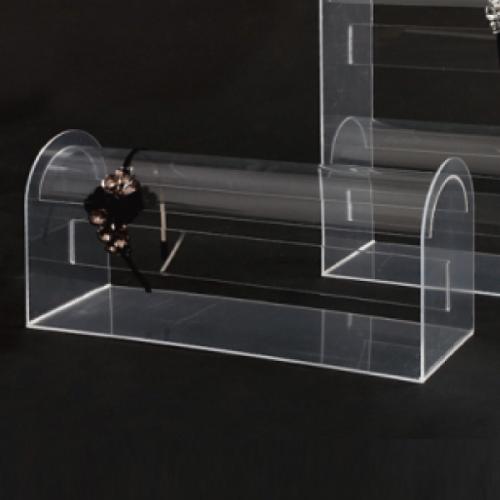 DP0901 - 머리띠진열대(1단) 디스플레이 아크릴 진열대