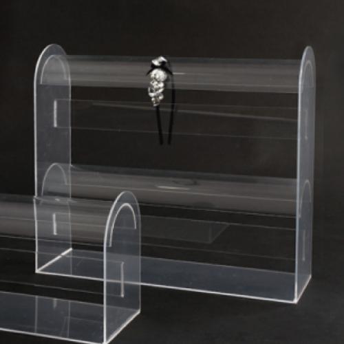 DP0902 - 머리띠진열대(2단) 디스플레이 아크릴 진열대