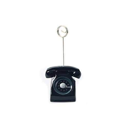 7252 - 메모클립 전화기 스탠드 메모꽂이 홀더