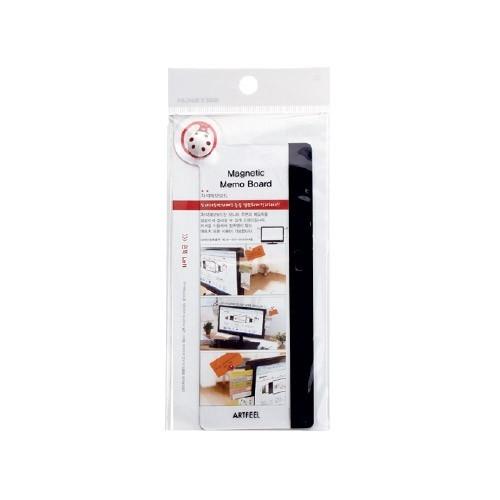 AF2001 - 모니터 메모보드 자석 왼쪽 20cm 사무 서류 메모 부착