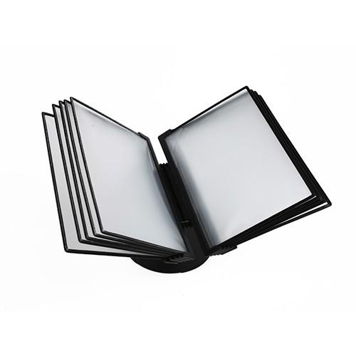 F4204 - A4 데스크형 메뉴북 책자형 스탠드 꽂이 홀더