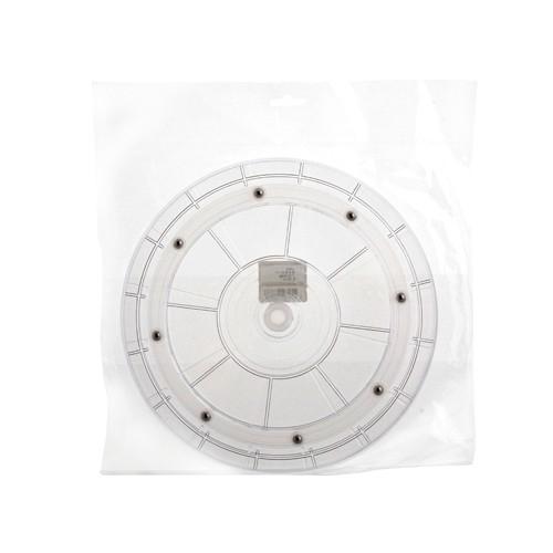 F9023 - 회전원판 투명 (대) 디스플레이 진열대