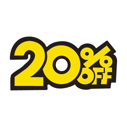 P2202 - 쇼카드 20% OFF 상품 정보 알림