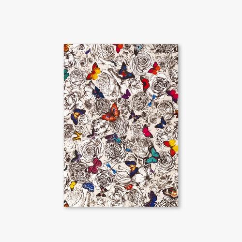 [Oriental Paint Series] Type A - Butterfly