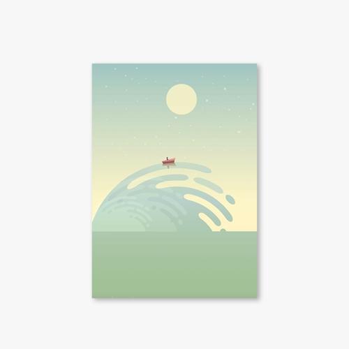 [Moonlight Series] Type D - Boat