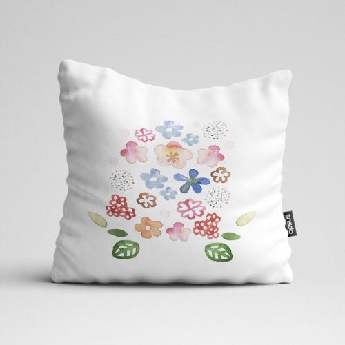 인테리어 쿠션 flowerpattern bygaon(143462)