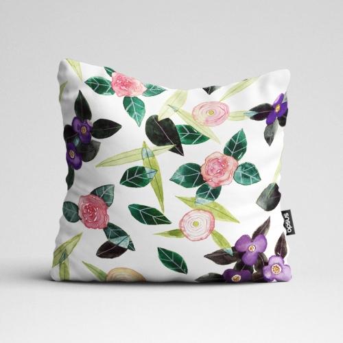 인테리어 쿠션 flowerpattern bygaon(155974)