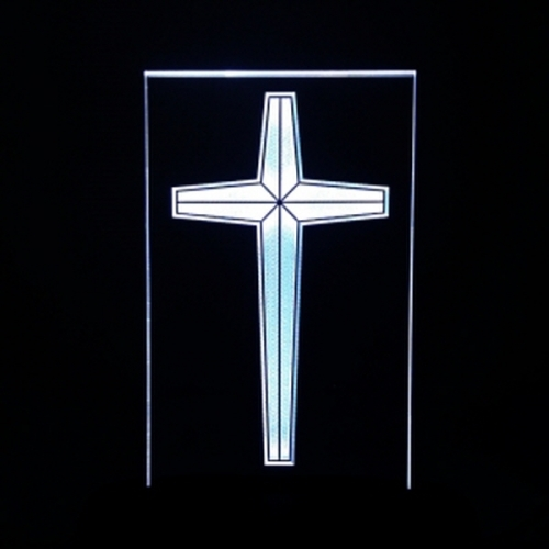 PH 십자가 LED 무드등