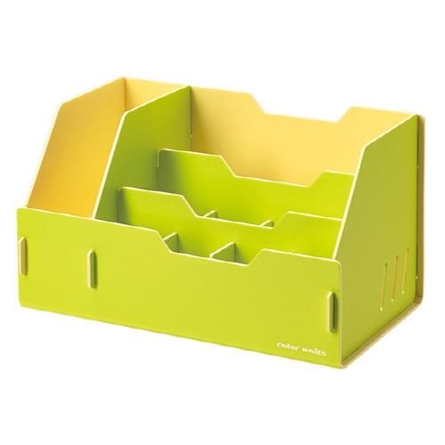 PH DIY 서류 정리함 Color Units 데스크 오거나이저