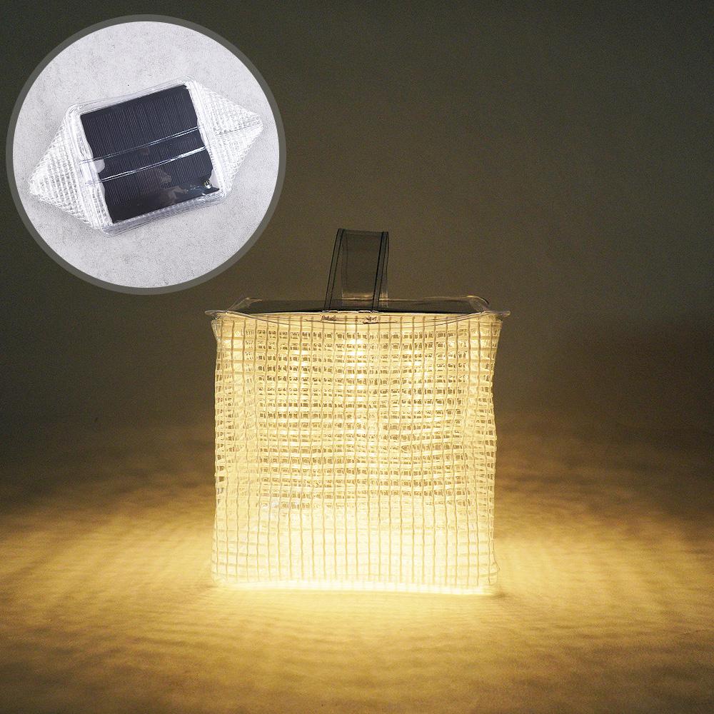 감성 캠핑조명 랜턴 LED 휴대용 태양광등 충전식 타프등 차박