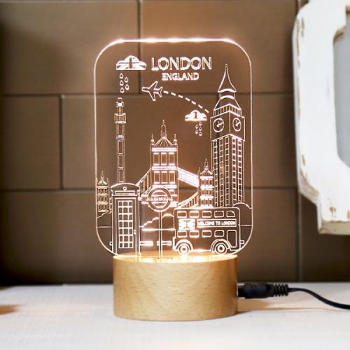 런던 LED조명