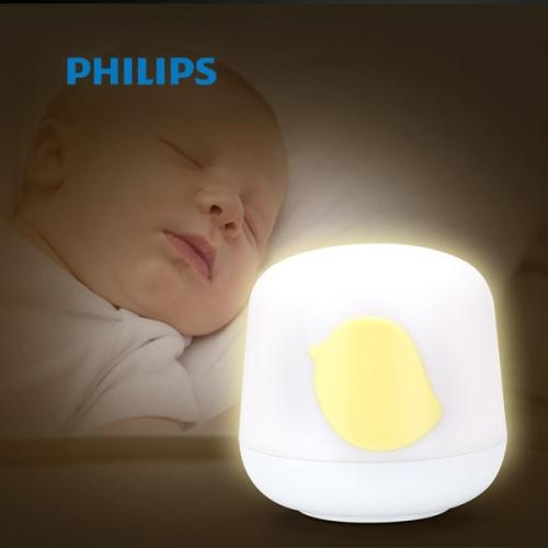 필립스 버디(Birdie) LED 조명 30835/유아 취침등&수유등/온도표시기능/방온도센서