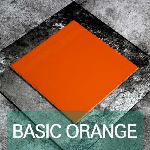 베이직 오렌지 200x200 1.48㎡ 벽용 인테리어 타일