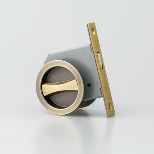 도무스 미닫이 슬라이딩락 DSL150 브론즈 (욕실용)
