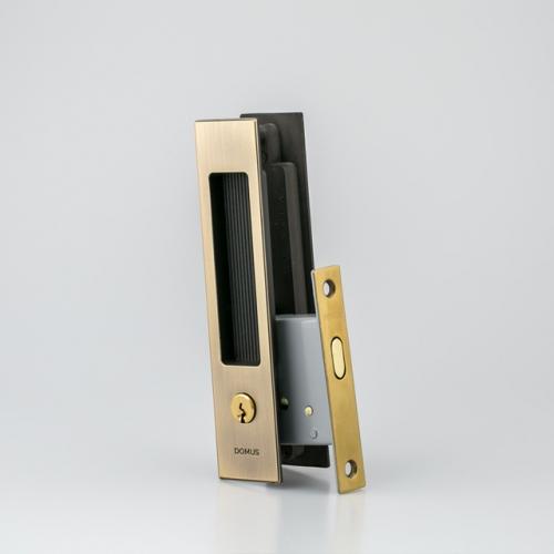 도무스 미닫이 슬라이딩락 - DSL 170 브론즈 열쇠 (KEY)