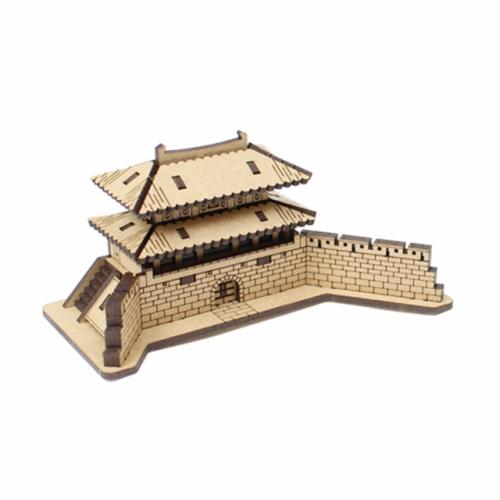 [모또 나무 미니어처] 국보 제1호 숭례문 만들기 입체퍼즐