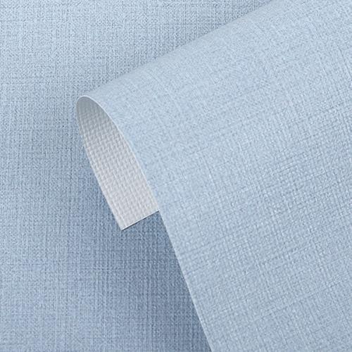 (특가판매) 만능풀바른벽지 합지 LG54014-13 니트트위드 블루