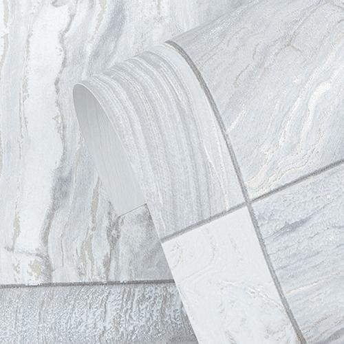 (특가판매) 만능풀바른벽지 합지 H1049-1 마블스톤 그레이