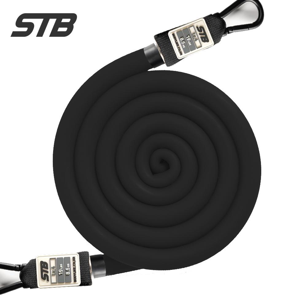 바디라이크 튜빙밴드 LV4(블랙)