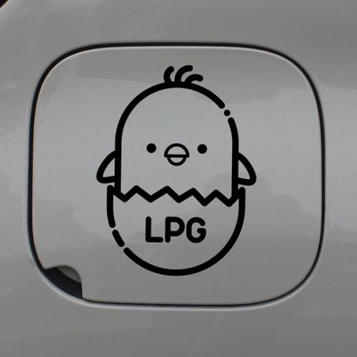 아기병아리 LPG