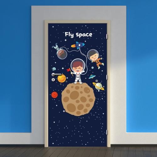 에어프리 아트도어_친구들과 우주여행