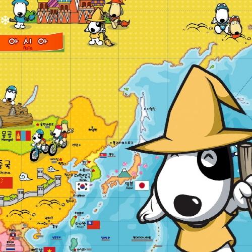 아지브라더스와 함께 떠나는 세계여행 Ver01