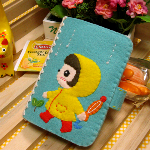 [DIY패키지] 레인걸 카드지갑 만들기