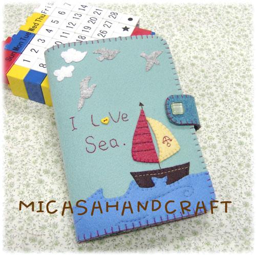 자유로운 항해사 통장지갑만들기