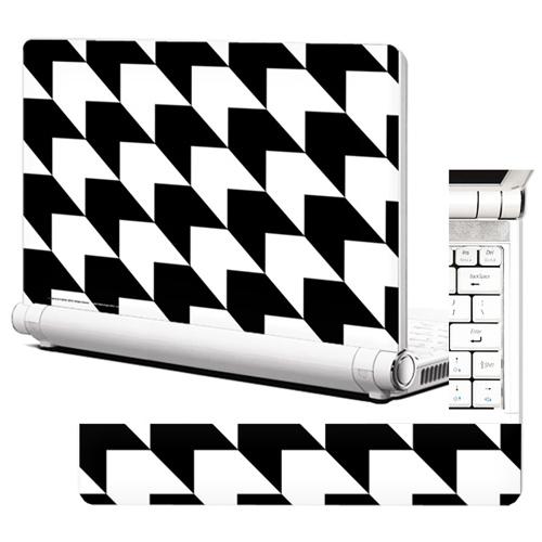 NB314 노트북스킨 북유럽 스타일 패턴4 화살패턴