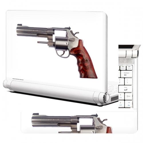 노트북스킨 / NB388 밀리터리 스미스 권총