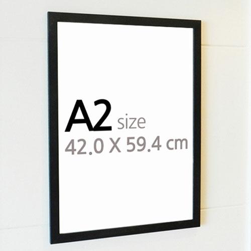FA000_A2 포토프레임 A2 사이즈 가로,세로형 프레임액자