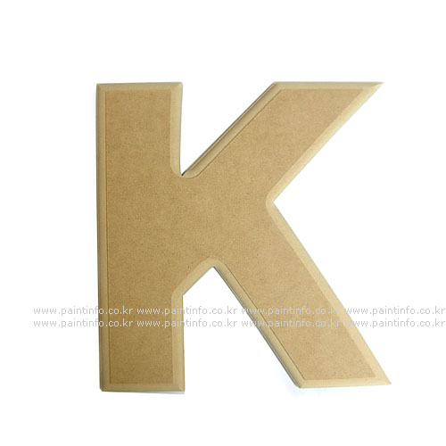 알파벳 대문자 K