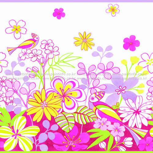 D41115-1 비밀의화원 핑크