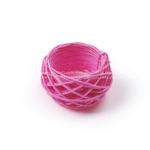 종이끈(핑크)