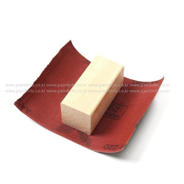 사포사용-가이드목재 (정사각)