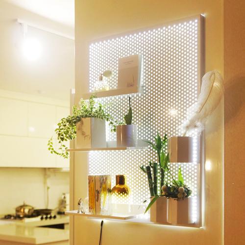 인테리어용 LED 라인조명